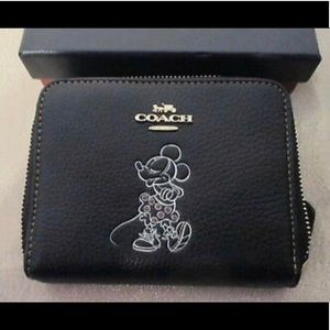 Coach Disney X wallet